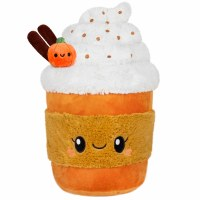 "SQUISHABLES 15"" PUMPKIN SPICE LATTE"