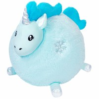 "SQUISHABLES 15"" SNOW UNICORN"