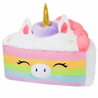 "SQUISHABLES 15"" UNICORN CAKE"
