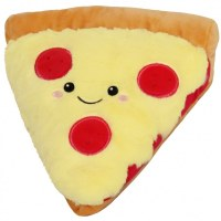 "SQUISHABLES 5"" SNACKERS PIZZA"