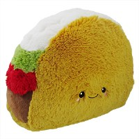 "SQUISHABLES 5"" SNACKERS TACO"