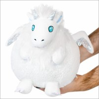 "SQUISHABLES 7"" SNOW DRAGON"