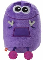 STORYBOTS SHAPES WITH BO TALKING PLUSH