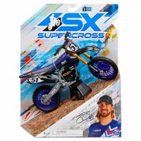 SUPERCROSS MOTORCYCLE JUSTIN BARCIA