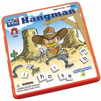 TAKE 'N PLAY HANGMAN