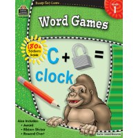 TCR WORKBOOK GR 1 WORD GAMES