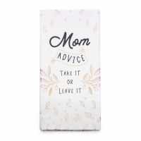 TEA TOWEL MOM ADVICE TAKE IT OR LEAVE IT