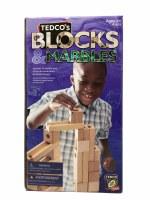 TEDCO'S BLOCKS & MARBLES