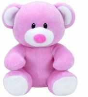 TY BABY PRINCESS PINK BEAR