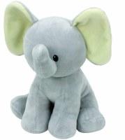TY BABY BUBBLES ELEPHANT