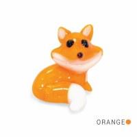 TYNIES GLASS ANIMAL FRED FOX