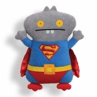 UGLY DOLLS DC COMICS BABO SUPERMAN