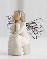 WILLOW TREE ANGEL OF CARING