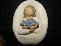 WILLOW TREE PLAQUE  THANK YOU