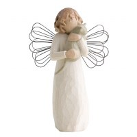 WILLOW TREE ANGEL WITH AFFECTION