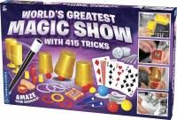 WORLD'S GREATEST MAGIC SHOW