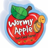WORMY APPLE MATCHING CARD GAME