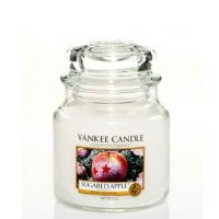 YANKEE 14.5OZ JAR SUGARED APPLE