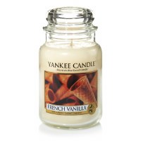 YANKEE LG CLASSSIC JAR FRENCH VANILLA