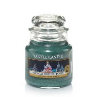 YANKEE SM JAR MAGICAL FROSTED FOREST