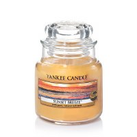 YANKEE SM CLASSIC JAR SUNSET BREEZE