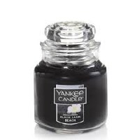 YANKEE SM CLASSIC JAR BLACK SAND BEACH