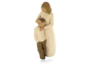 WILLOW TREE MOTHER & SON