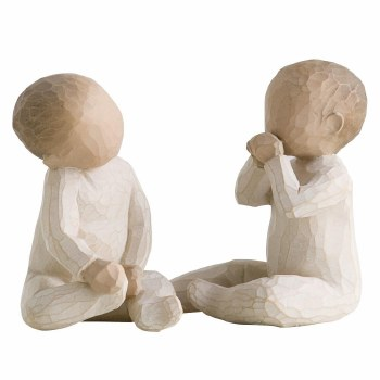WILLOW TREE TWO TOGETHER 2PC SET