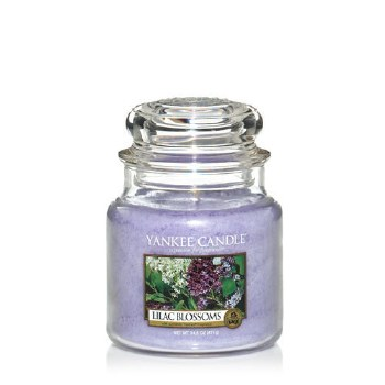 YANKEE SM CLASSIC JAR LILAC BLOSSOMS
