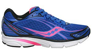 Saucony Women's Mirage 2 Blue/ Pink