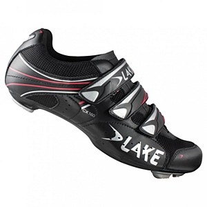 Lake CX160 Road Shoe 39 Black