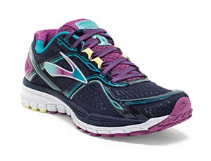Brooks Ghost 8 Women's Navy/ Pink