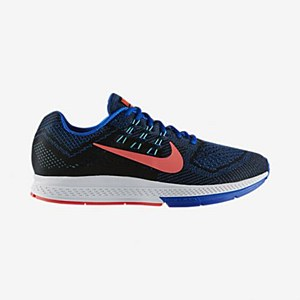 Nike Zoom Structure 18 Black/ Blue