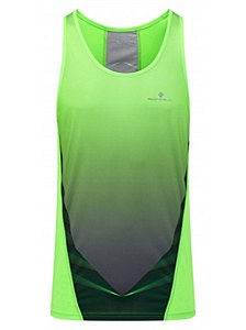 Ronhill Advance Vest Green/ Grey