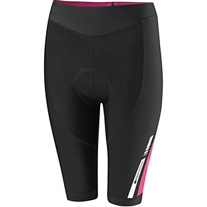 Madison Women's Sportive Shorts Black/ Pink