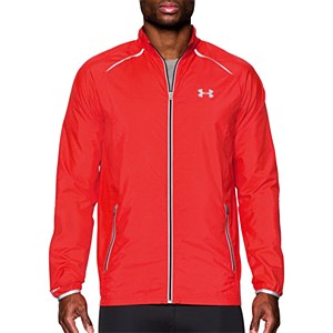Under Armour Storm Launch Jacket Orange