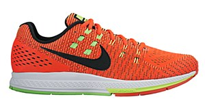 Nike Air Zoom Structure 19 Orange/ Green