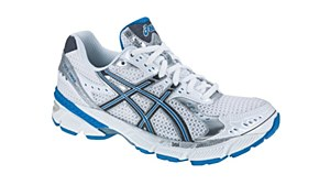Asics Women's 1160 Blue/ Silver