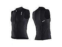 2XU Active Tri Singlet Men's Black