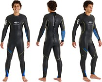 Blue Seventy Axis 2010 Full Sleeve Men's