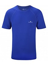 Ronhill Advance Motion Short Sleeve Crew Navy