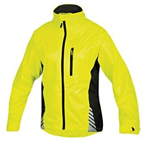 Altura Women's Nevis Waterproof Jacket Yellow