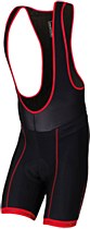 Altura Progel Bib Short Black/ Red