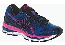 Asics Gel Nimbus 17 Women's Blue/ Pink