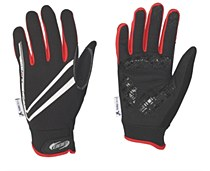 BBB Cold Zone Gloves Black/ Red