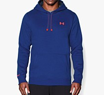 Under Armour CC Storm Rival Hoodie Royal