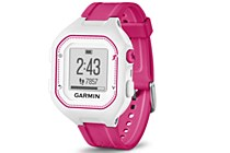 Garmin Foreunner 25 Bundle Pink White