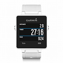 Garmin Vivoactive GPS+Heart Rate White