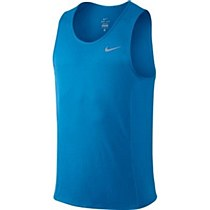 Nike Dri-Fit Miler Singlet Men's Blue