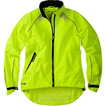 Madison Prima Waterproof Jacket Yellow